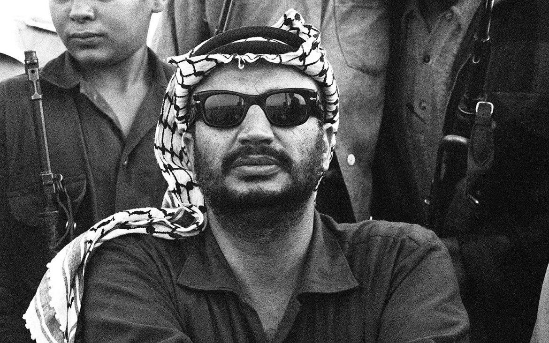 Discurso de Yasser Arafat na  29ª Assembleia Geral das Nações Unidas