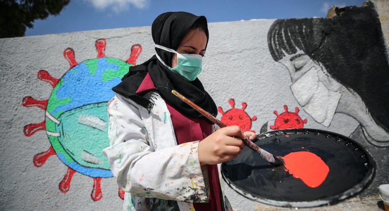 A Palestina e um vírus chamado sionismo